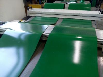 spojovanie PVC a PU pásov