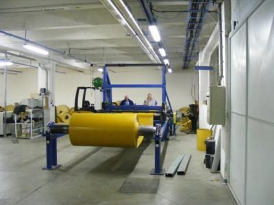 výroba elevátorových pásov